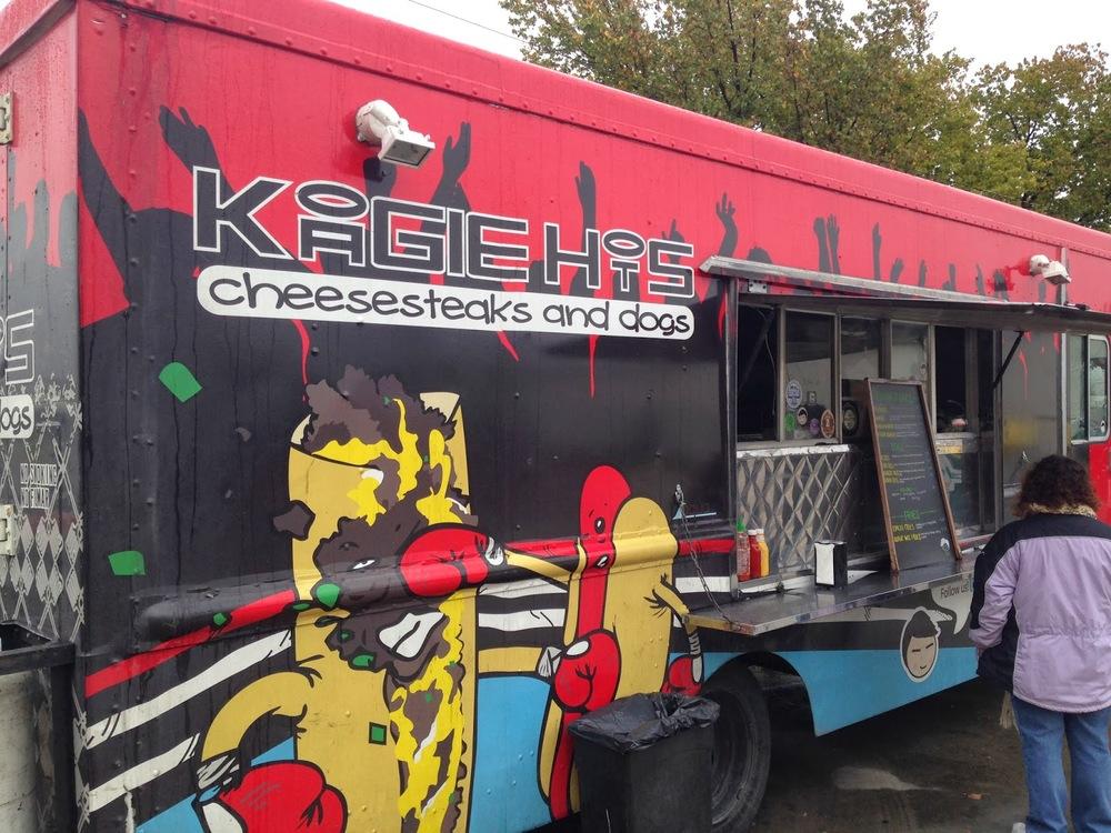 Koagie Hots Food Truck