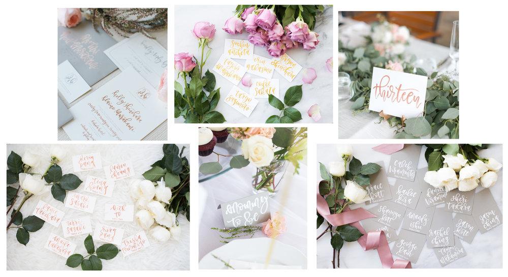 Brush Lettering Services - Wedding decor.jpg