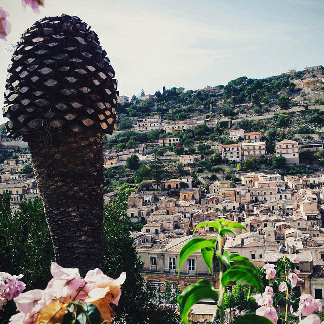 Modica, Sicily    Tangerine Olive Oil Bundt Cake    Cream + Honey