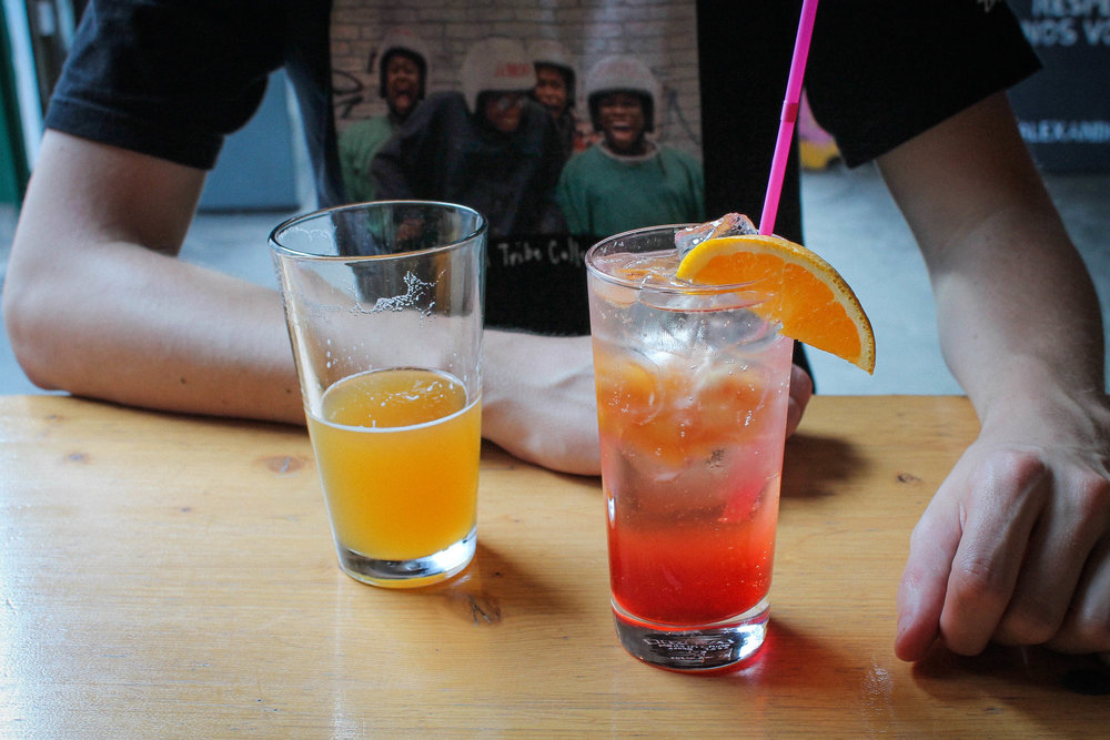 Alexandraplatz Bar