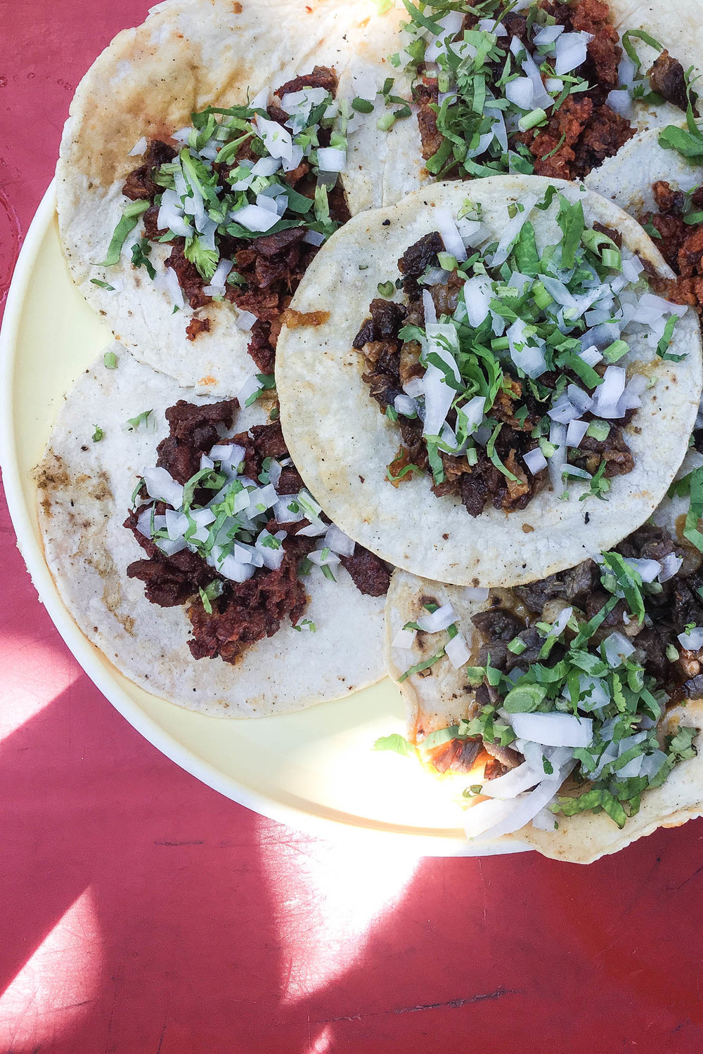 Tacos || OAXACA CITY, MEXICO FOOD GUIDE || creamandhoney.ca