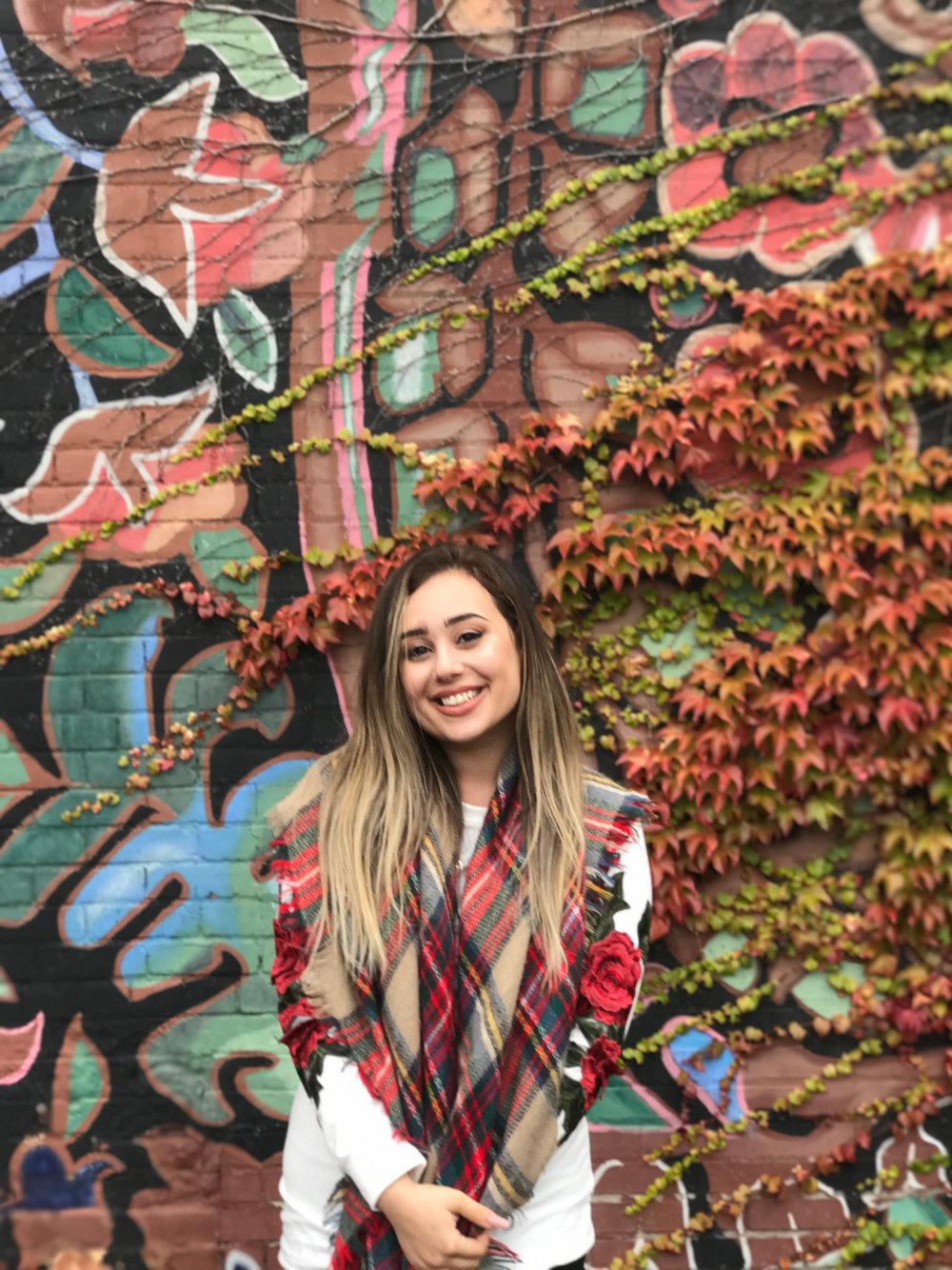 Samantha Kakoz - Youth Coordinator