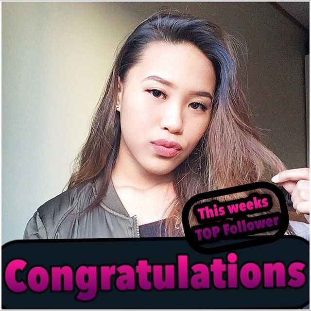 Congratulations to this week's TOP follower and winner of a #KylieCosmetics #Lipkit ! You worked so hard and took so much time and creativity to show support this week with your edits, tags and over 300 snaps of original content everyday. Your loyalty and attention is truly appreciated😘♥️ @glayvelyn2 @glay_alyssa @glayvelynx @gravylyn @glayvelyn_ I see you all & still love you! You've all earned activity points for this week and shipments start 12/9/16 for point orders so be sure you're in queue, Site is almost updated for this new week and Goodluck on our next giveaway! @aggiveaway_assistant