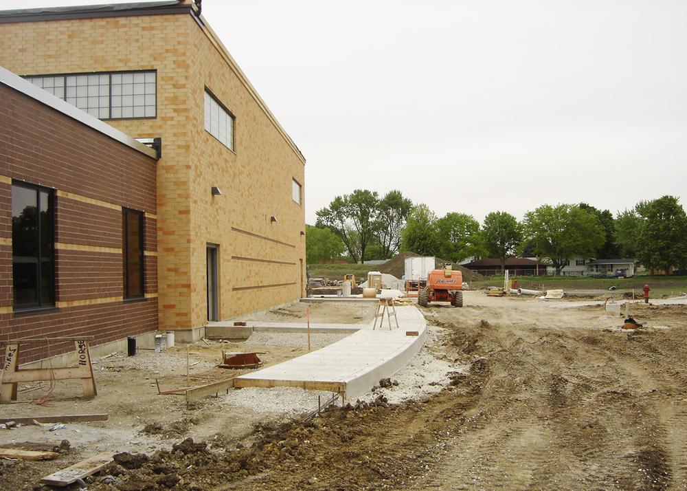 Addition & Renovation Northview School  Peru, Illinois