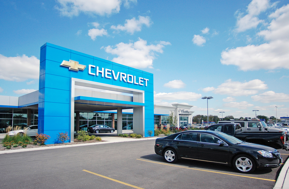 Hawk Chevrolet (formerly Bill Jacobs Chevrolet)