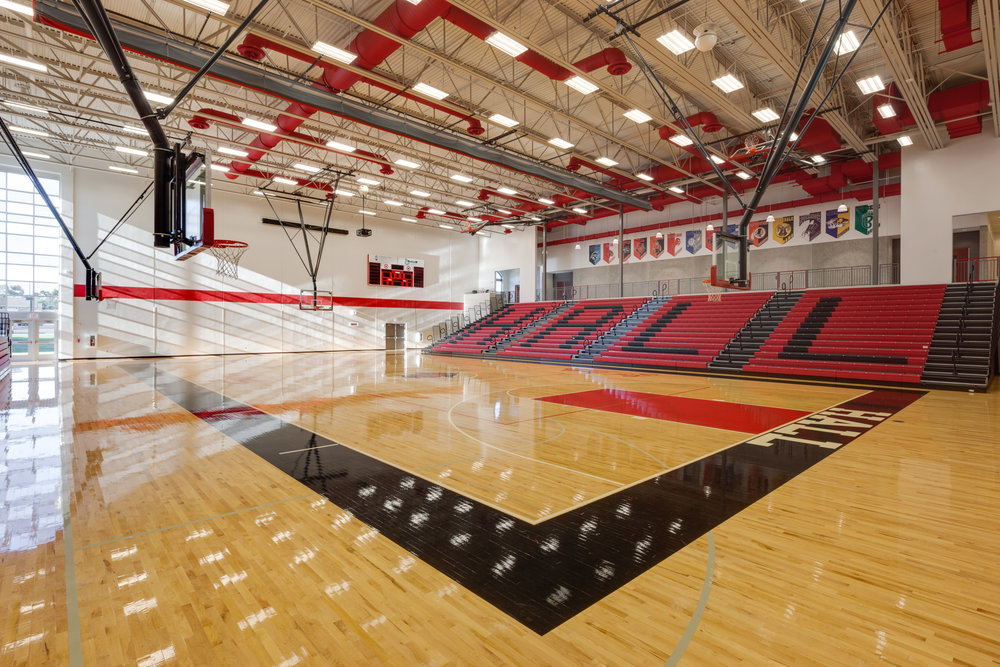 Athletic Facilities Hall High School