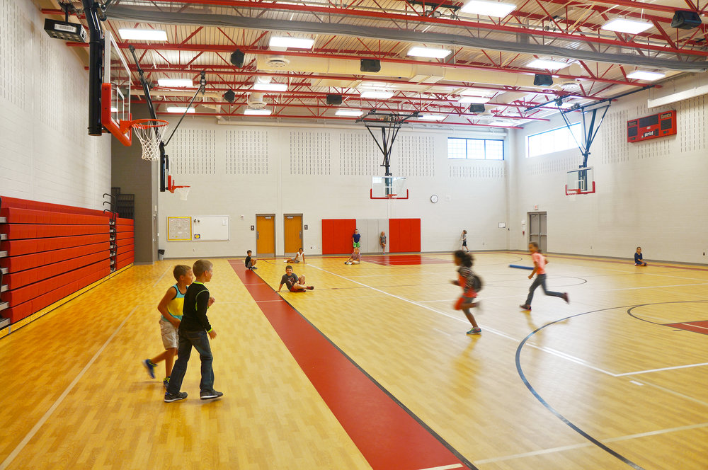 New Gymnasium Northview School