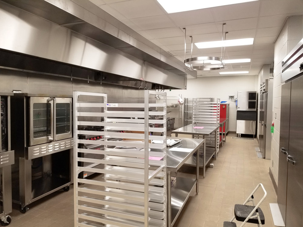 New Full Prep Kitchen