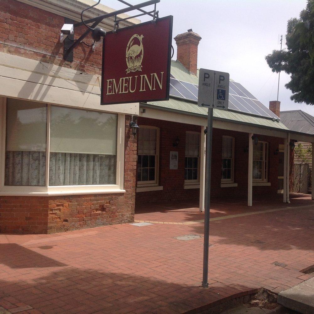 Emeu Inn -an 1857 pub