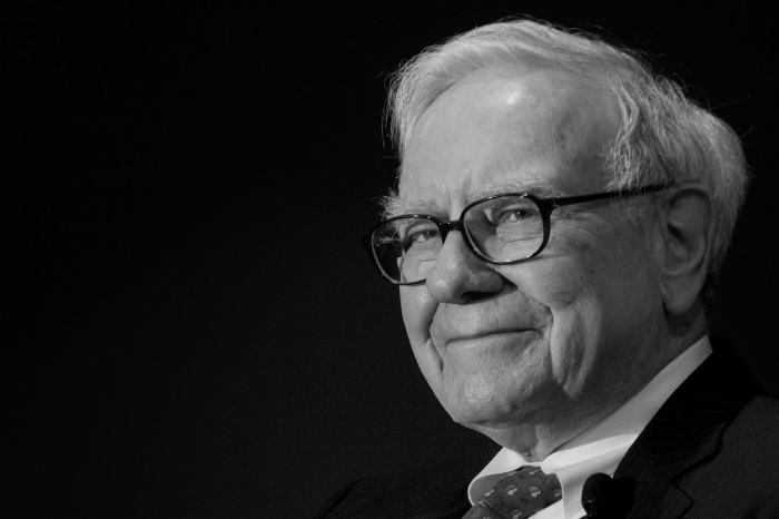 Warren Buffett. Creative Commons