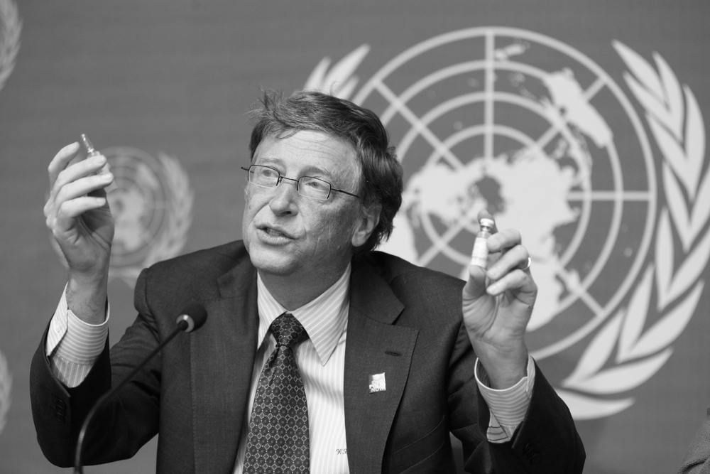 Bill Gates. Creative Commons