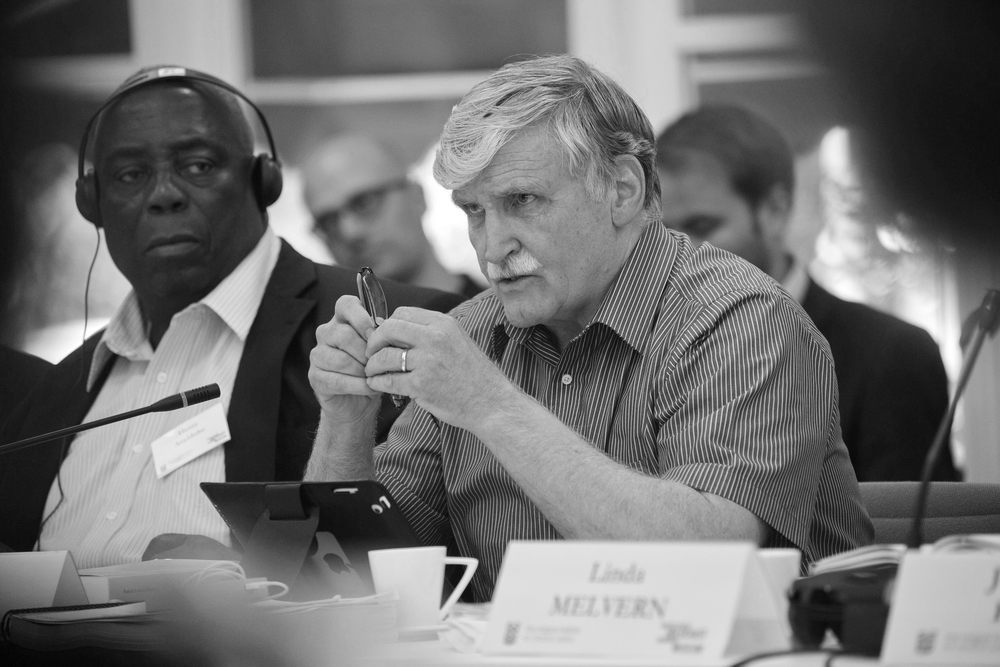 Lt. General Romeo Dallaire, the former force commander of the UN Mission to Rwanda. Creative Commons
