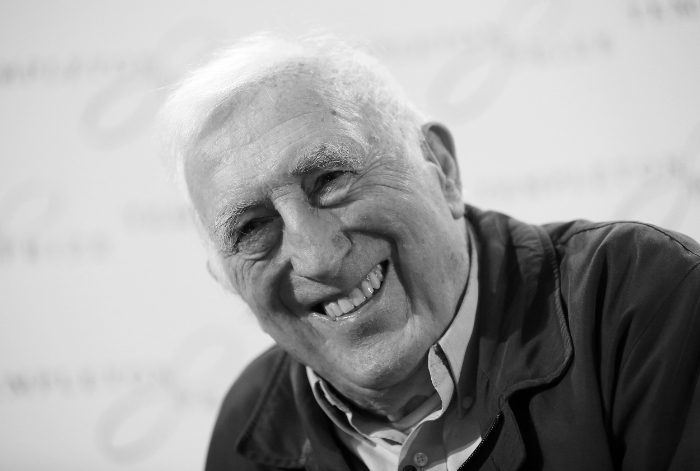 Philosopher and L'Arche founder Jean Vanier. Creative Commons
