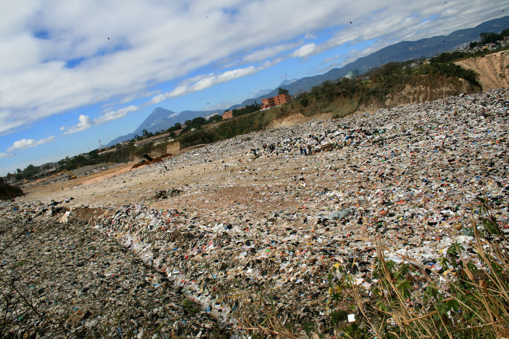 The Guatemala City Dump is Central America's most toxic and disease-filled 16 hectares. Here, the stench is overwhelming and the spectacle of waste is mind-numbing.