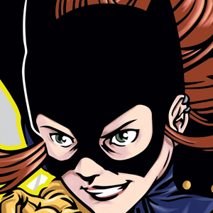 Batgirl of Burnside Poster