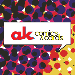 Toronto Comic Book Store Logos