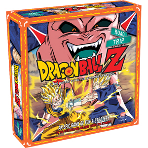 Dragonball Z Roadtrip Boardgame