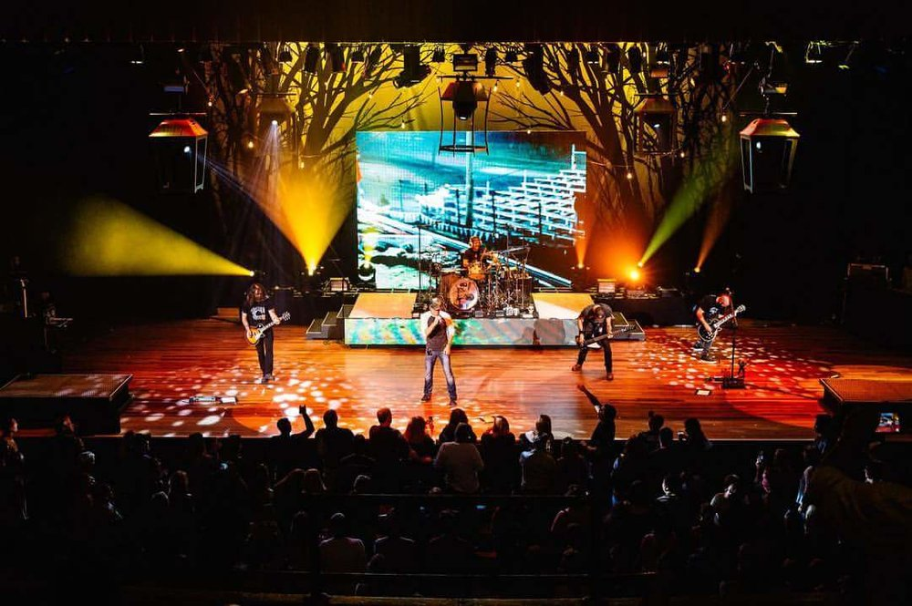 3 Doors Down - Us and the Night Tour