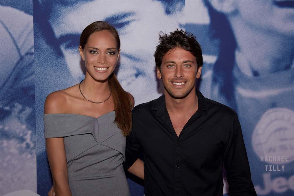 Jeremy Flores & Hinarani de Longeaux
