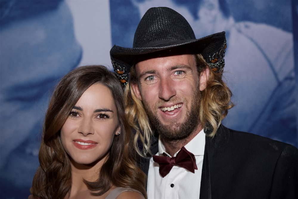 Matt Wilkinson & Anna Jordan