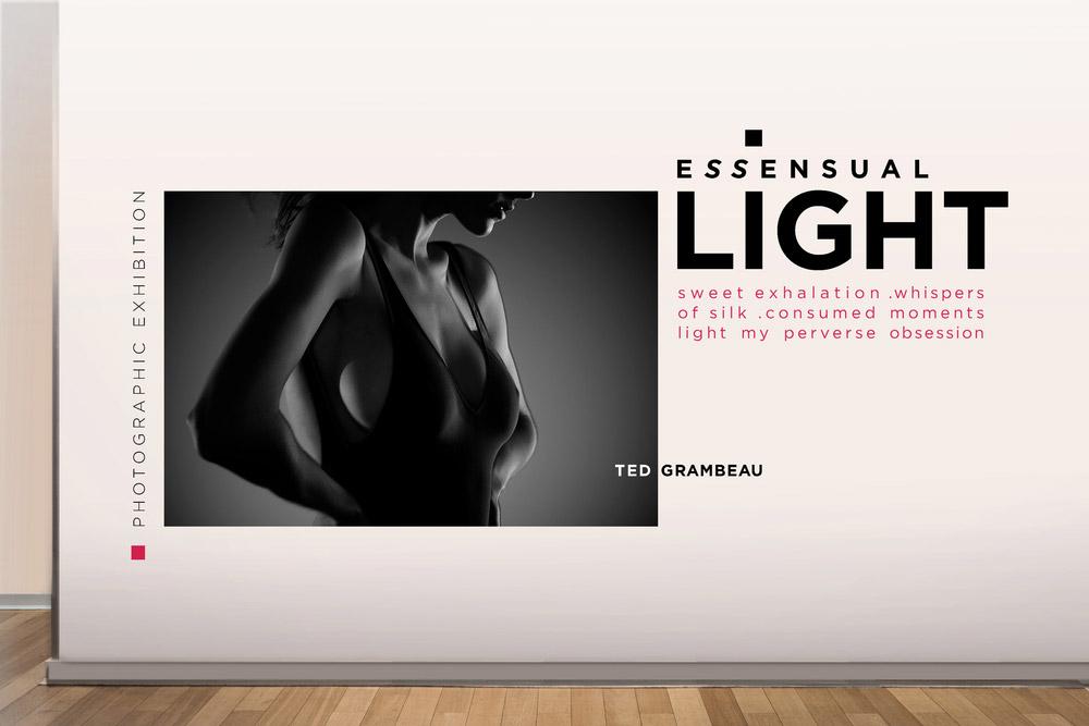 Essential Light photographic exhibition