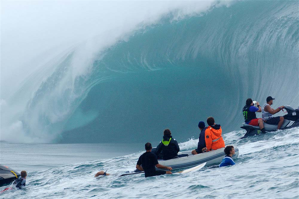Extreme Surf Photography