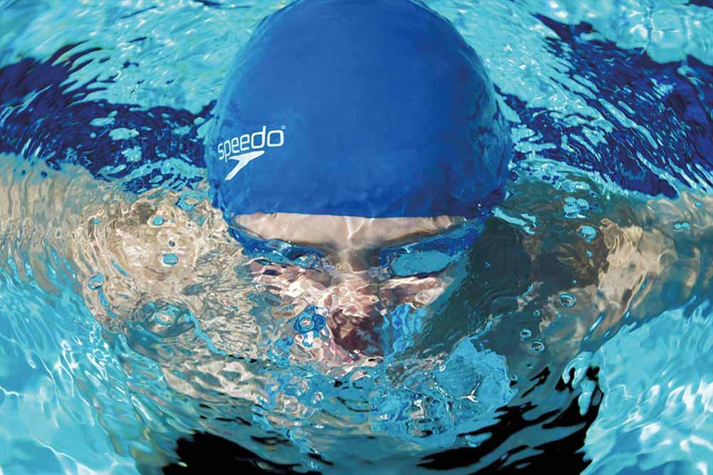 Speedo Cap and Goggles