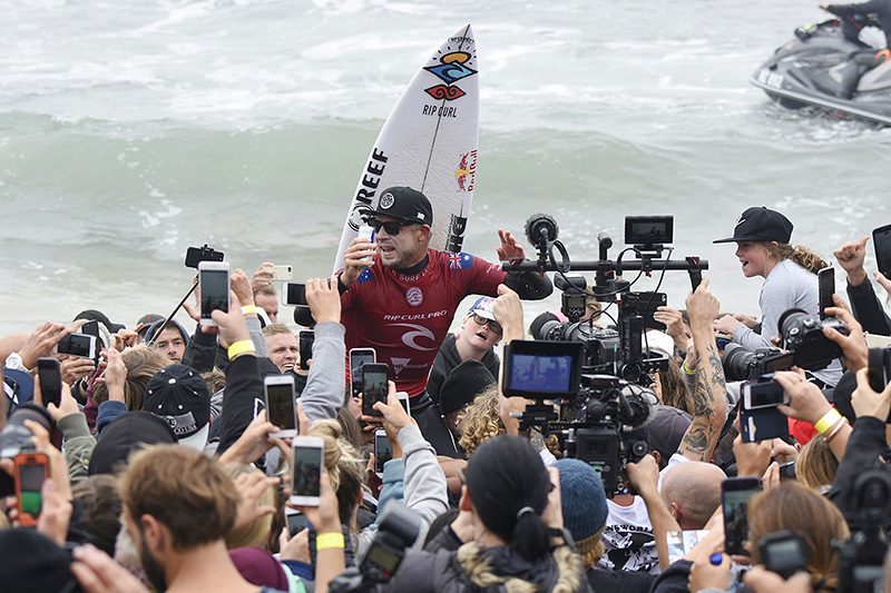 Our Champion Mick Fanning