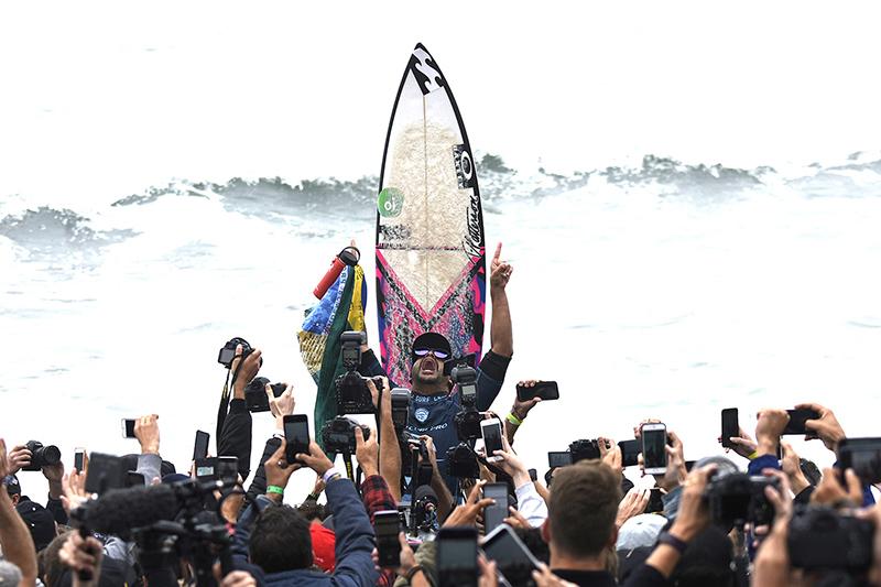 2018 Rip Curl Pro Bells Mens Champion Italo Ferreira