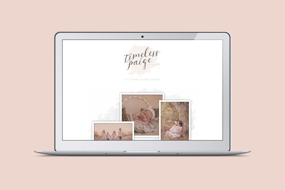 Pure Design Co_Timeless Paige_Website