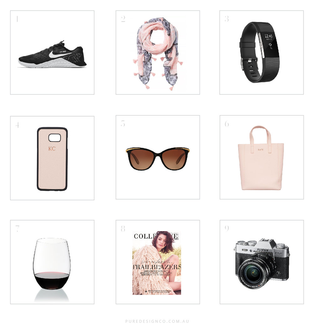 Pure Design Co Birthday Wish List