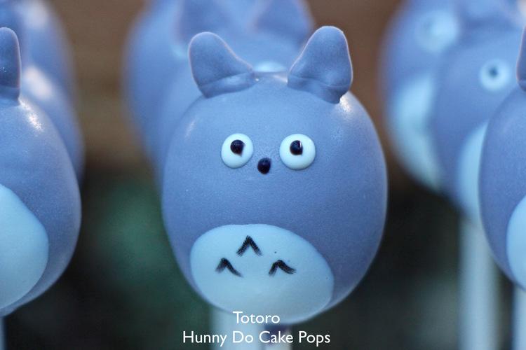 anime cat themed cake pops hunny do cake pops