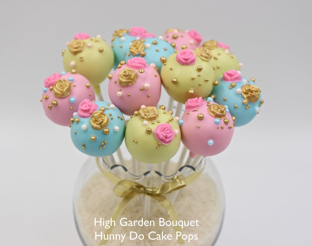 High Tea Garden Cake Pop Bouquet Hunny Do.jpg