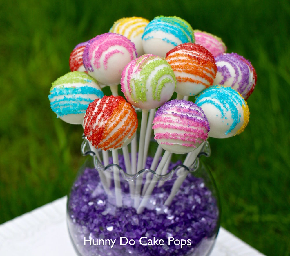 Colorful Cake Pops Bouquet HunnyDo.jpg