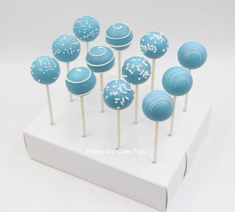 Rattles And Baby Shower Cake Pops Hunny Do Cake Pops