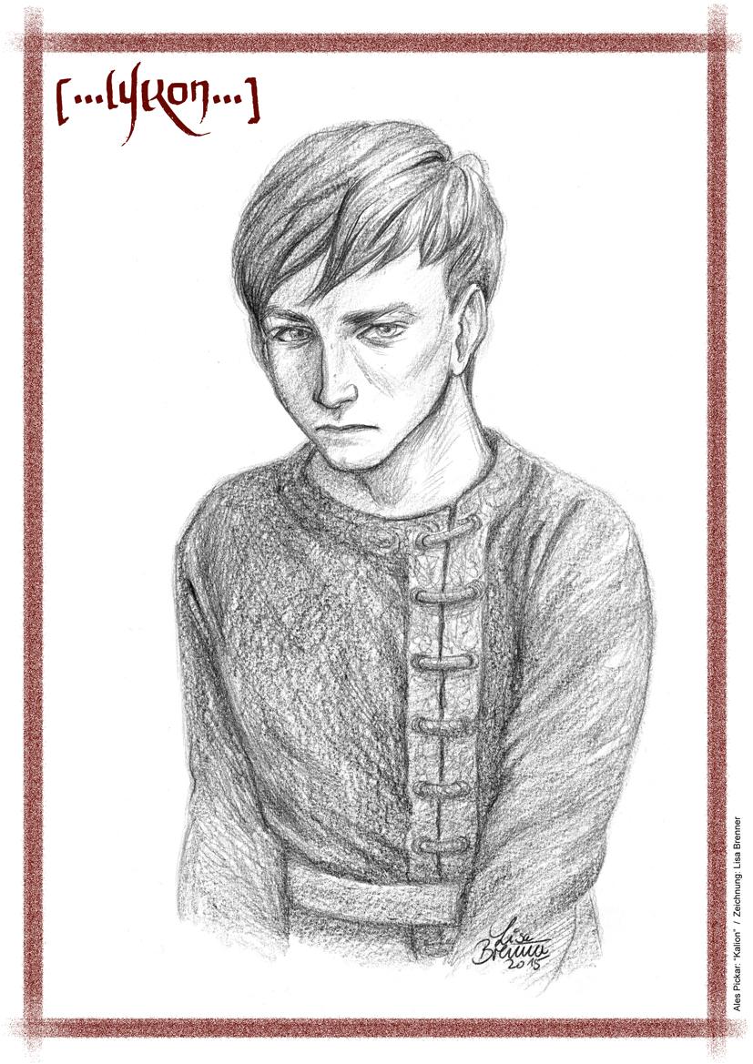 """Besuche die TUMBLR-Seite """"Kalion in Bildern"""". Dort findest du Künstler-Portraits einzelner Personen aus Kalion."""