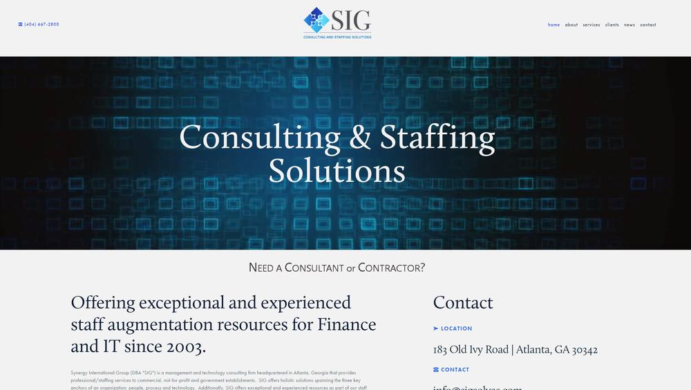 Web Design | SIG