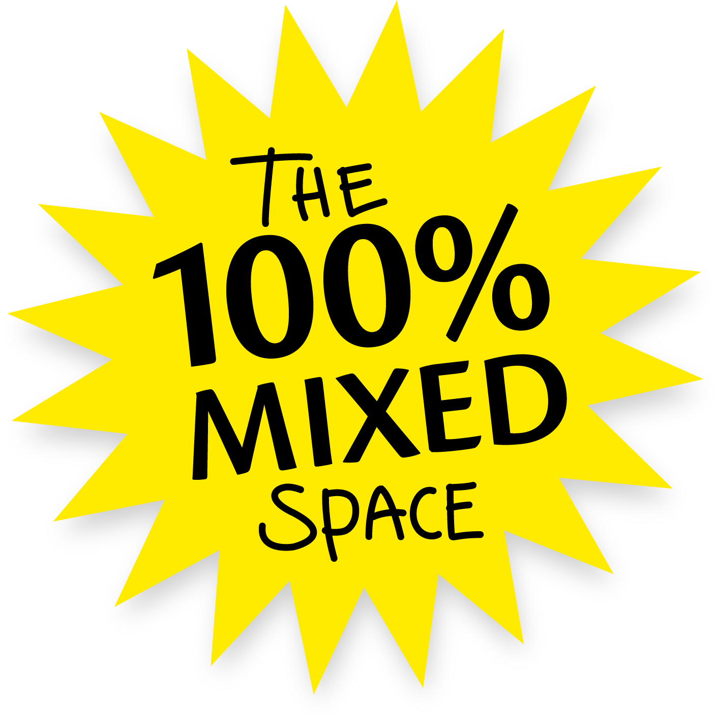 The 100% Mixed Show