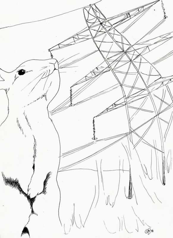 Bunny And The Pylon