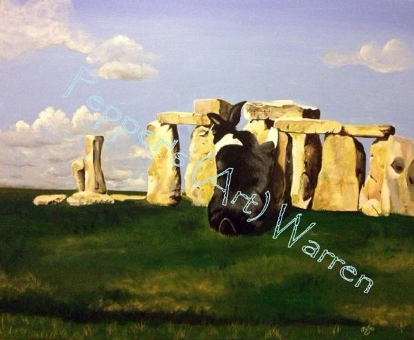 Stonehenge Chilli