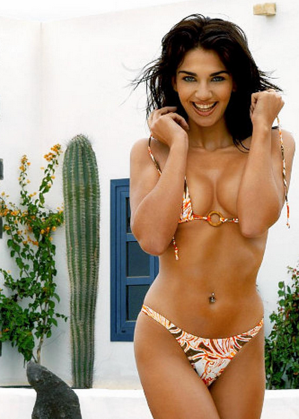 We are very aware that this is not a picture of Mikel Arteta, but his wife Lorena Bernal. We don't care.