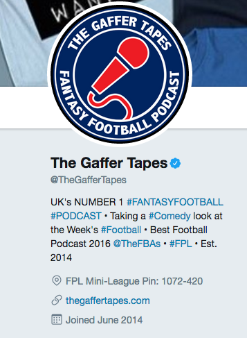 Verified, mate...