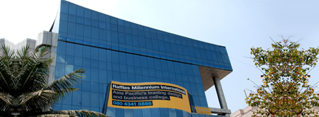 raffles millennium international bangalore