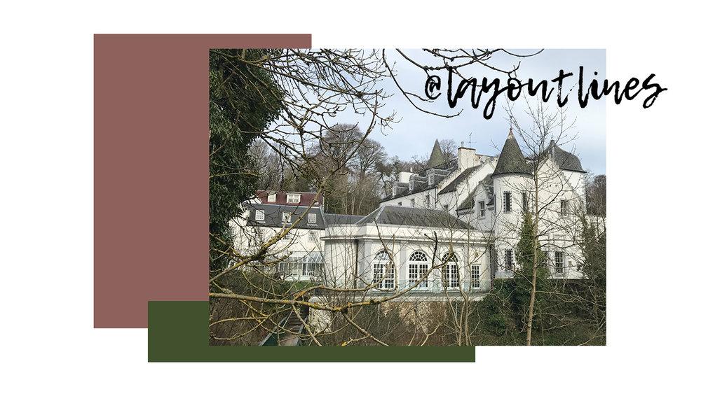Barony Castle