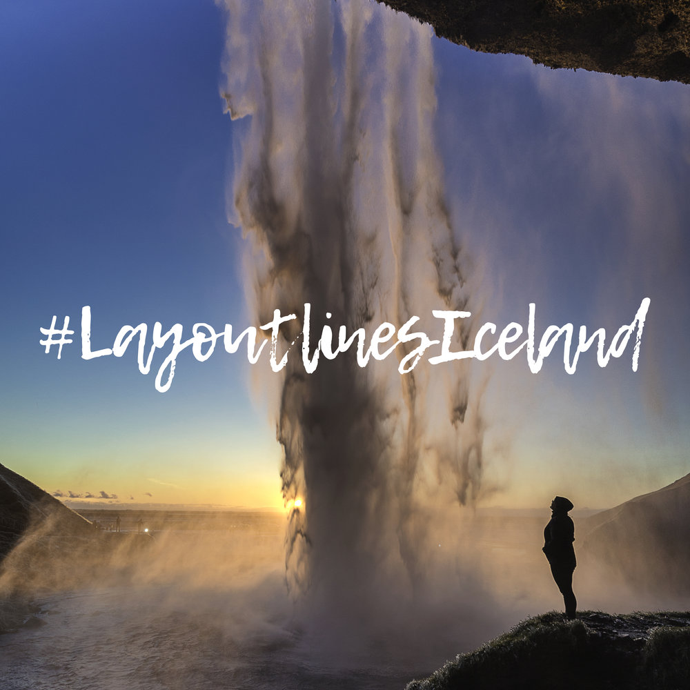 #LayoutlinesIceland