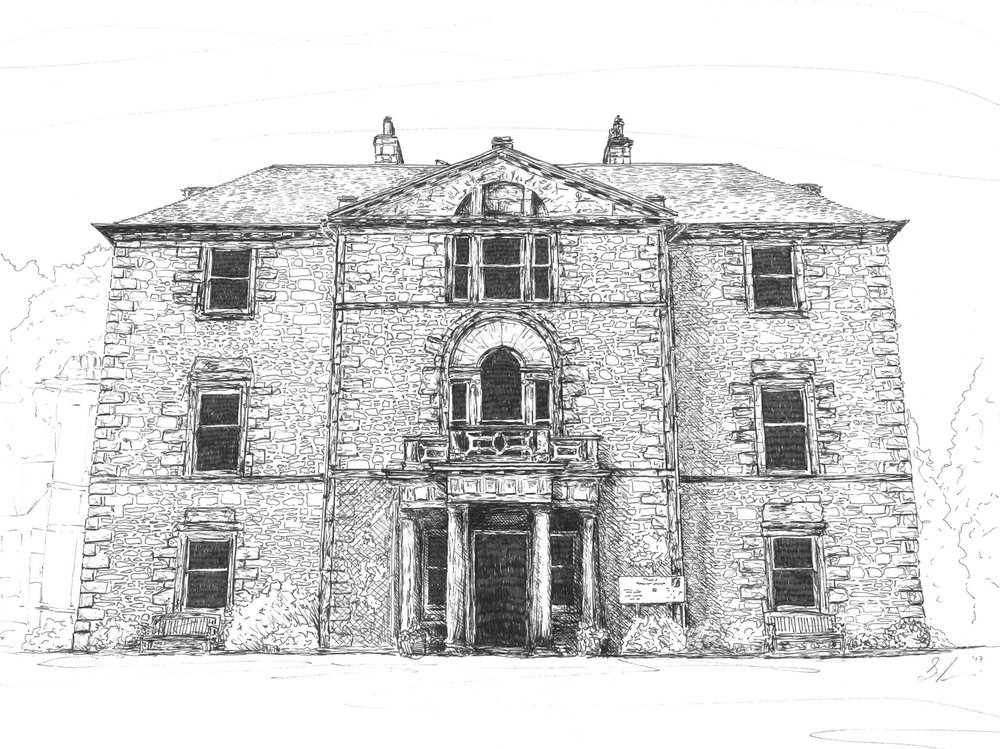 Netherurd House