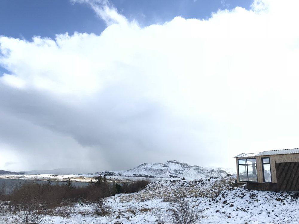 Glass Lodge Iceland