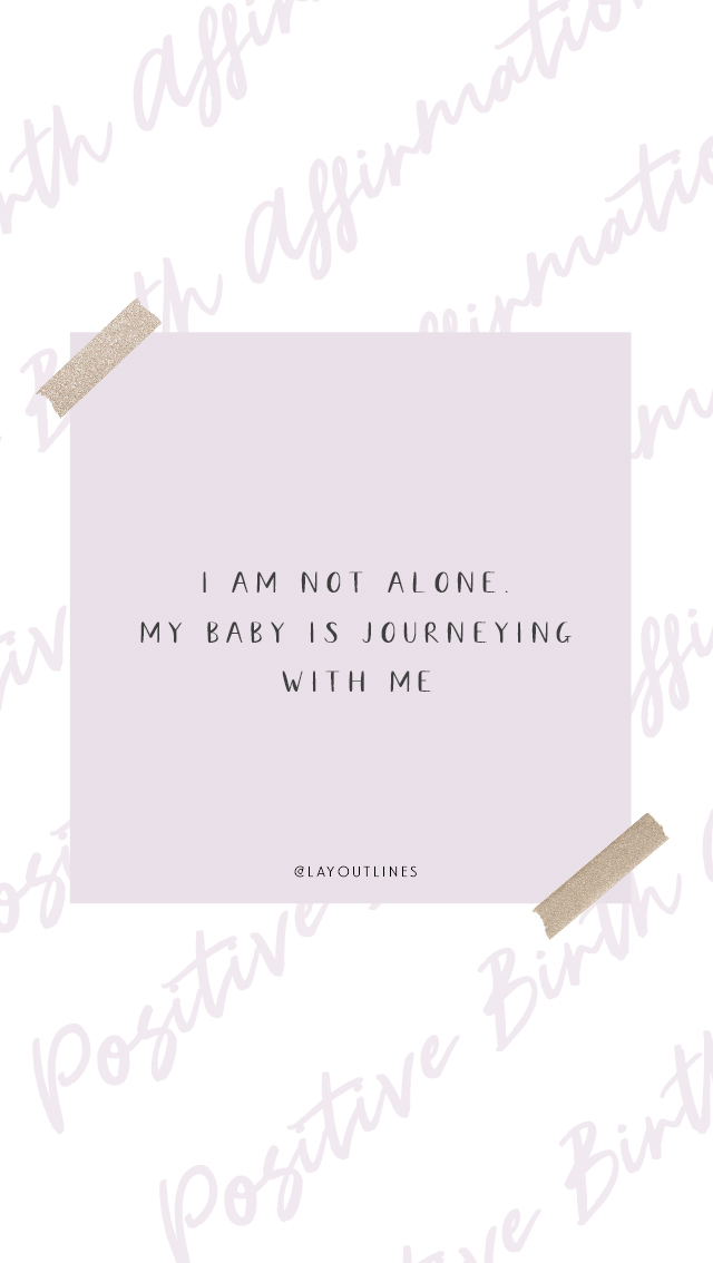 I am not alone. My baby is journeying with me.jpg