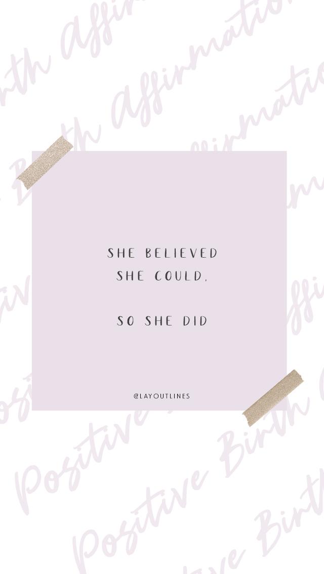 She believed she could, so she did.jpg