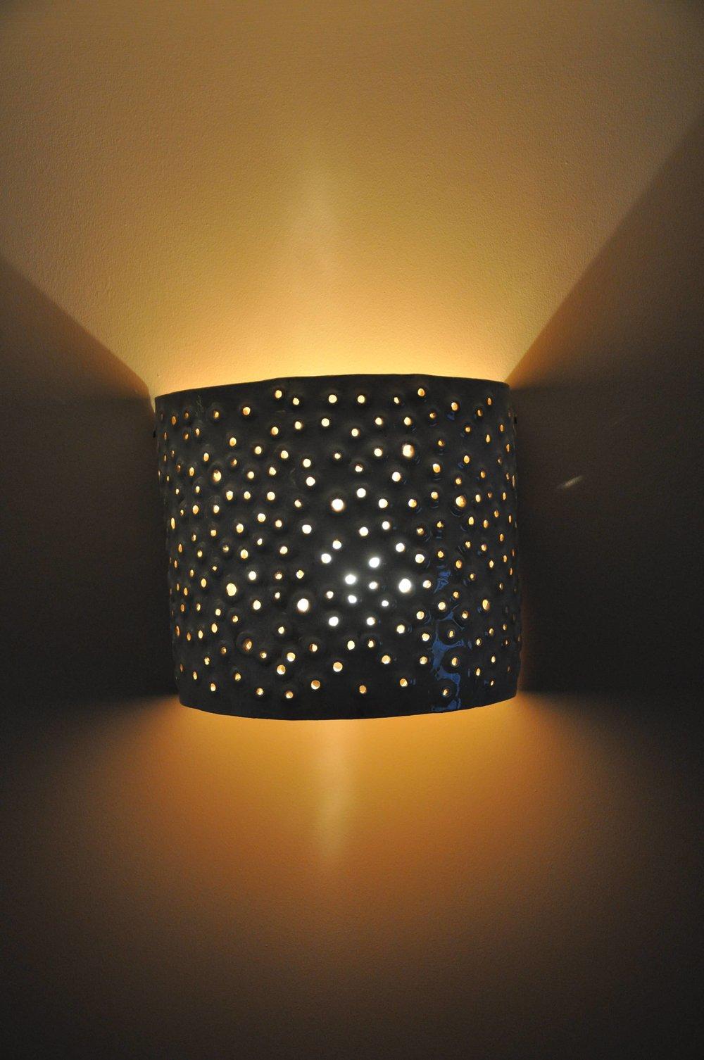 Ceramic Lampshades.JPG
